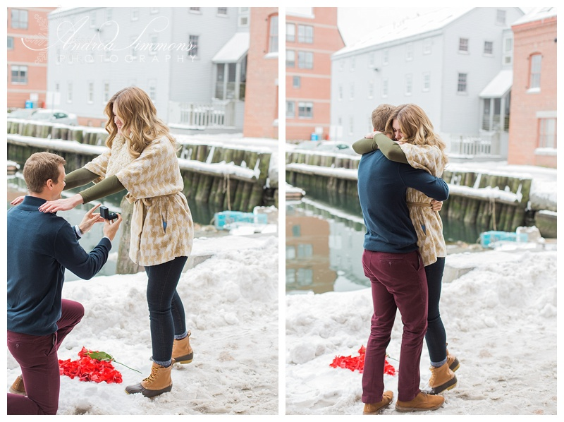 maine engagement, proposal, and wedding photographer