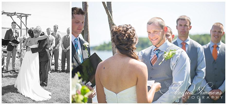 Rockland, Maine engagement and wedding photographer