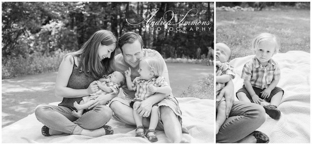 Maine family lifestyle photographer