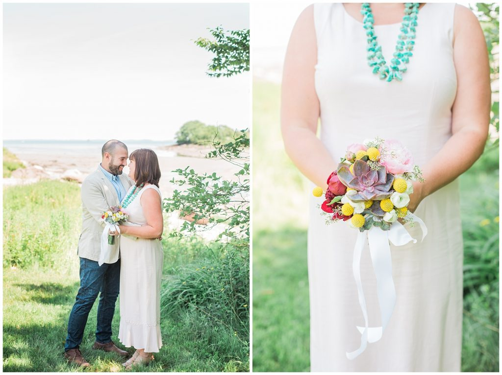 Owls Head Wedding and Engagement Photographer