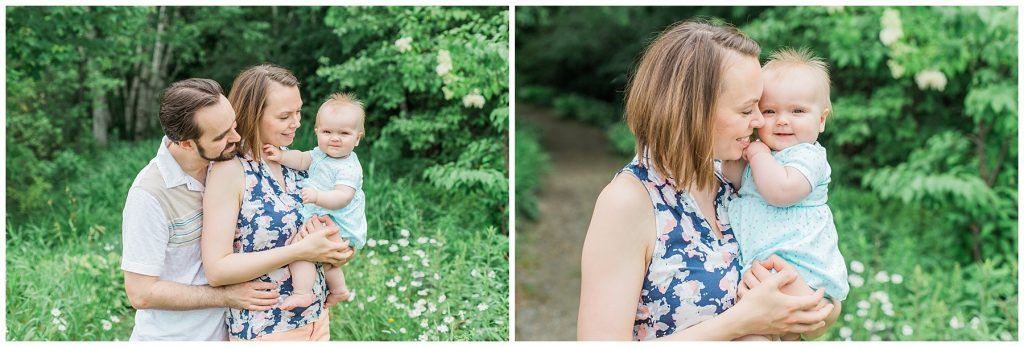 augusta maine baby and family photographer