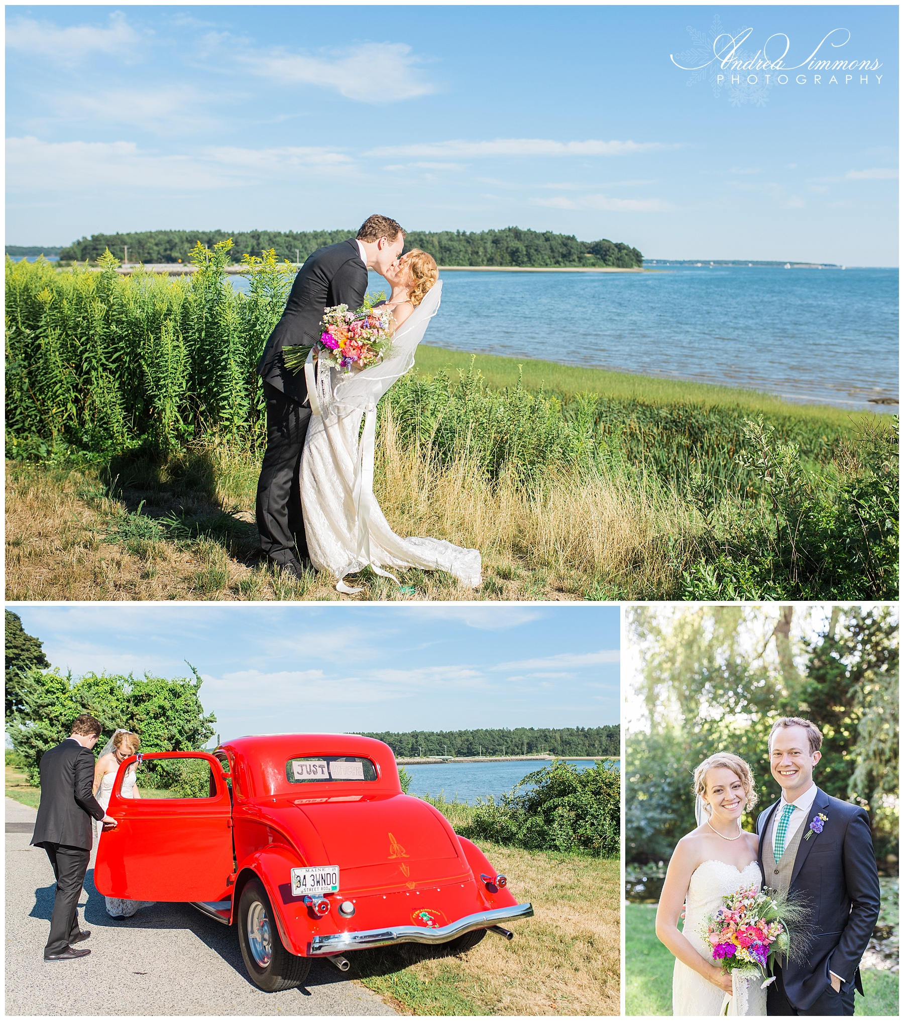 Scarborough and Falmouth Maine Wedding Photographer