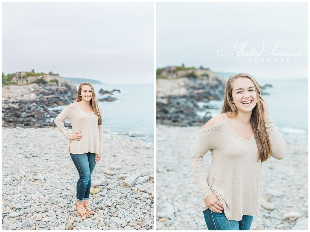 cape elizabeth senior photographer