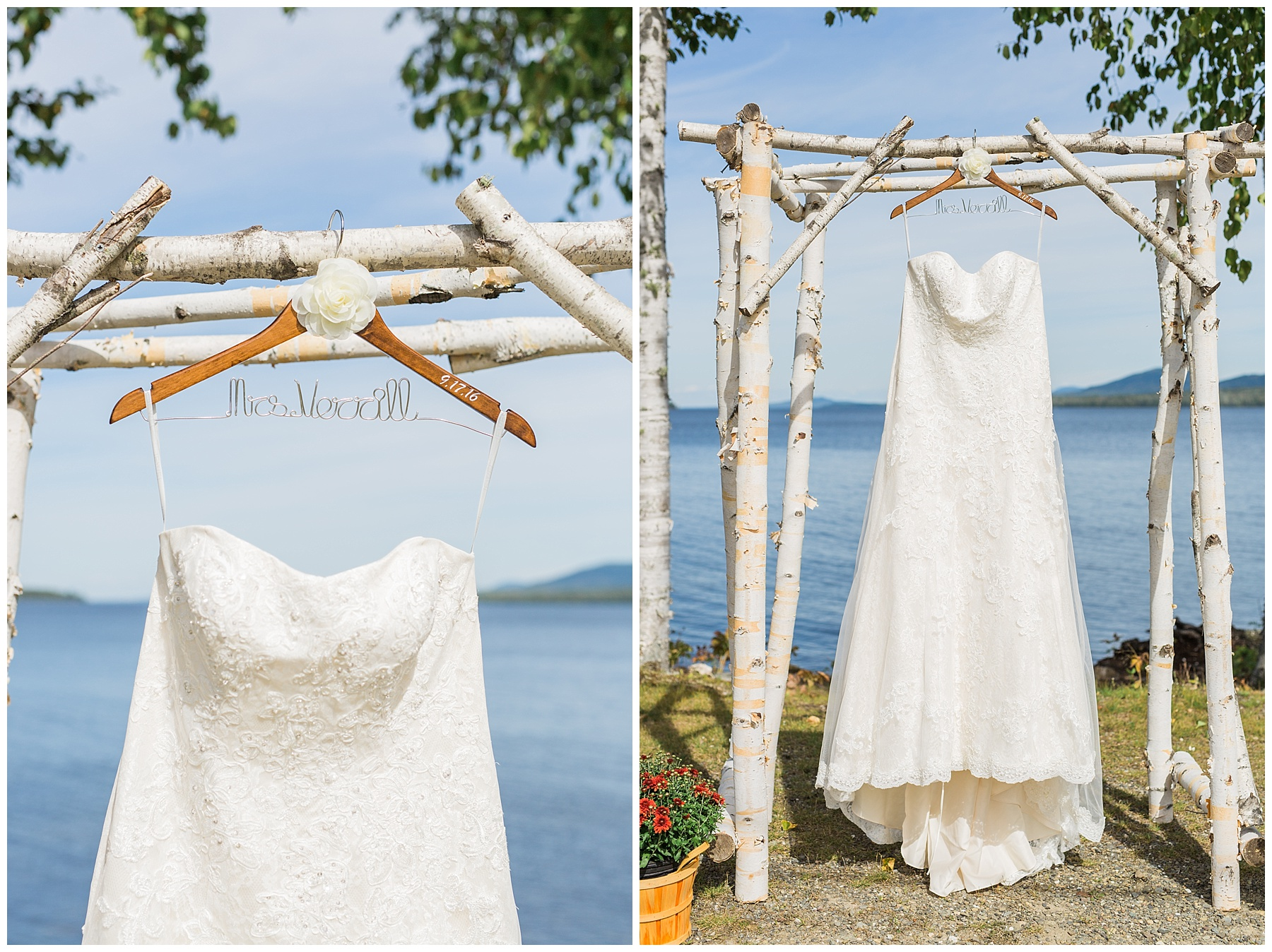 Rockwood Maine Wedding Photographer