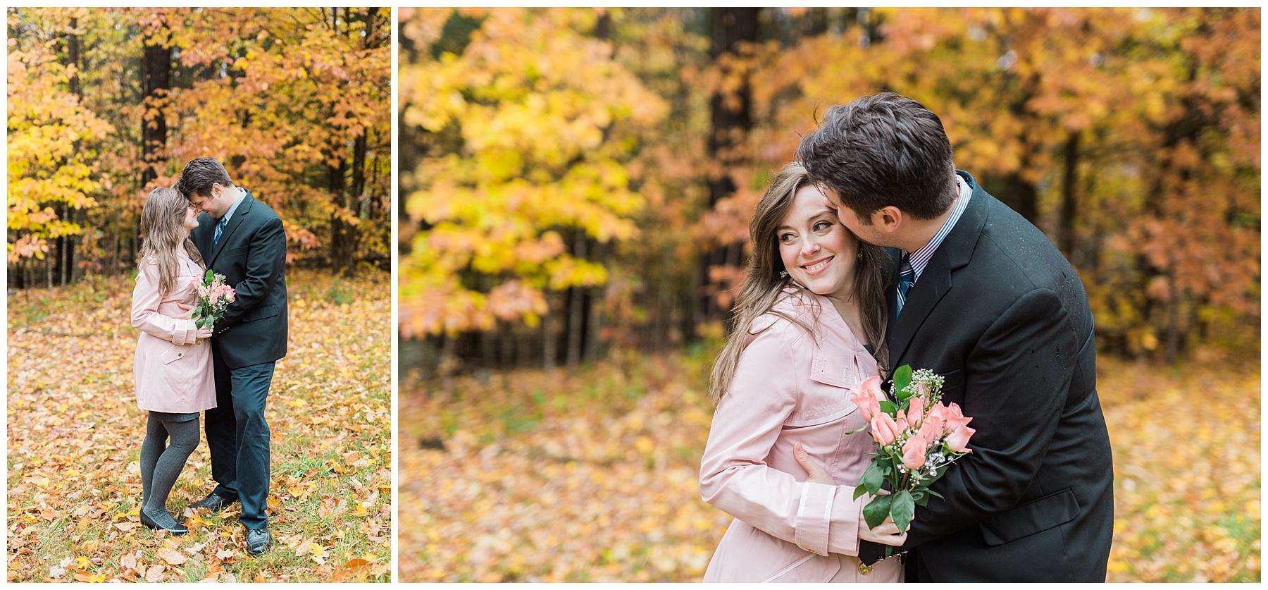 readfield maine elopement photographer