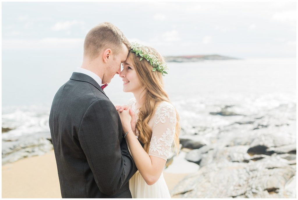georgetown maine wedding photographer