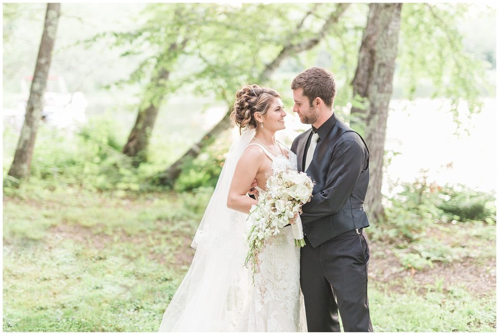 Belgrade Maine Wedding Photographer