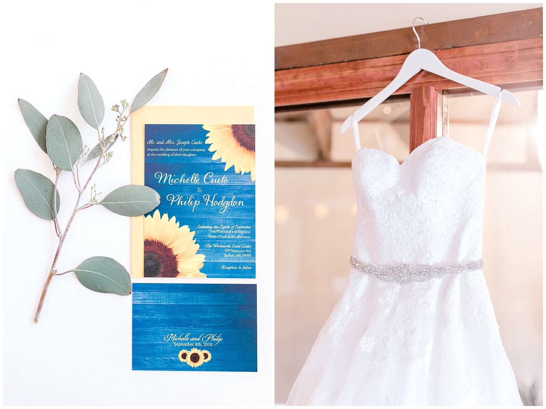 Phil And Michelle S Wentworth Event Center Wedding Belfast